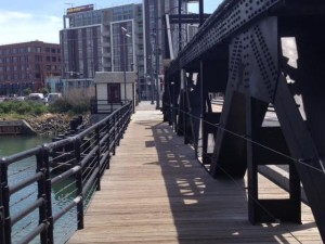 4th St Bridge-Walkway